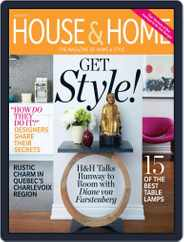 House & Home (Digital) Subscription July 2nd, 2011 Issue