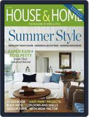 House & Home (Digital) Subscription June 4th, 2011 Issue