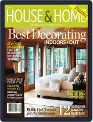 House & Home (Digital) Subscription April 9th, 2011 Issue