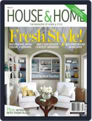 House & Home (Digital) Subscription March 15th, 2011 Issue