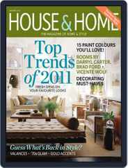 House & Home (Digital) Subscription December 14th, 2010 Issue