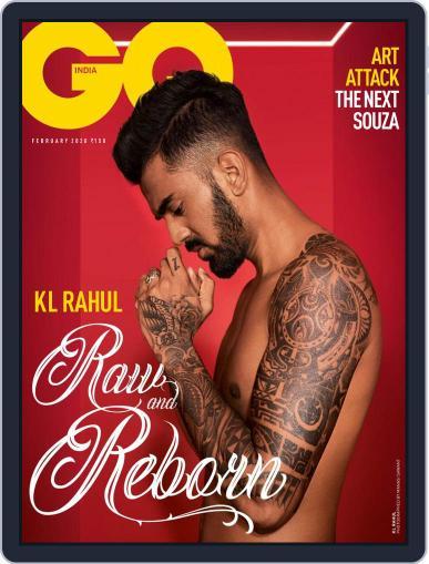 GQ India (Digital) February 1st, 2020 Issue Cover
