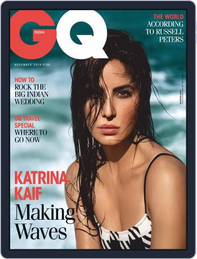 GQ India (Digital) November 1st, 2019 Issue Cover