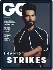 GQ India (Digital) Subscription August 1st, 2019 Issue