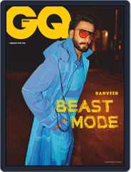 GQ India (Digital) Subscription February 1st, 2019 Issue
