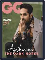 GQ India (Digital) Subscription January 1st, 2019 Issue