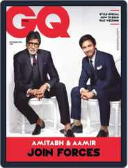GQ India (Digital) Subscription November 1st, 2018 Issue
