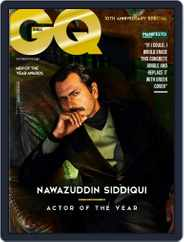 GQ India (Digital) Subscription October 1st, 2018 Issue
