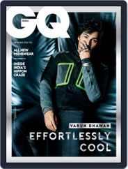 GQ India (Digital) Subscription September 1st, 2018 Issue