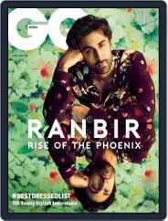 GQ India (Digital) Subscription June 1st, 2018 Issue
