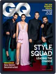 GQ India (Digital) Subscription May 1st, 2018 Issue