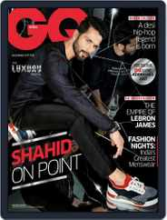 GQ India (Digital) Subscription December 1st, 2017 Issue