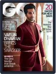 GQ India (Digital) Subscription September 1st, 2017 Issue