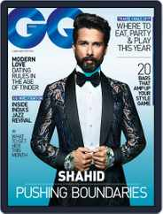GQ India (Digital) Subscription February 1st, 2017 Issue