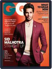 GQ India (Digital) Subscription September 6th, 2016 Issue