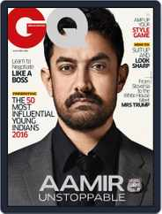 GQ India (Digital) Subscription July 1st, 2016 Issue