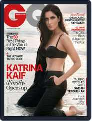 GQ India (Digital) Subscription December 1st, 2015 Issue