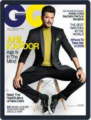 GQ India (Digital) Subscription August 1st, 2015 Issue