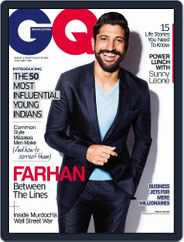 GQ India (Digital) Subscription July 1st, 2015 Issue