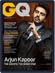 GQ India (Digital) Subscription December 31st, 2014 Issue