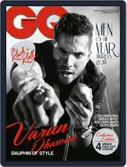 GQ India (Digital) Subscription October 10th, 2014 Issue