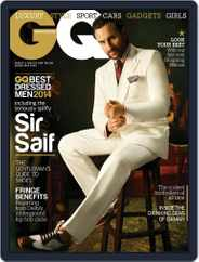 GQ India (Digital) Subscription June 3rd, 2014 Issue