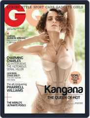 GQ India (Digital) Subscription May 5th, 2014 Issue