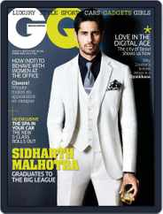 GQ India (Digital) Subscription January 31st, 2014 Issue