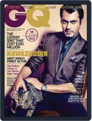 GQ India (Digital) Subscription December 9th, 2013 Issue
