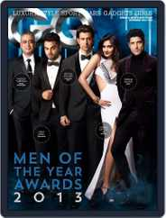 GQ India (Digital) Subscription October 8th, 2013 Issue