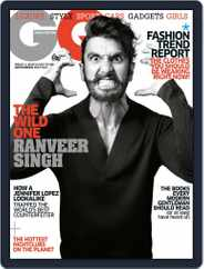 GQ India (Digital) Subscription September 1st, 2013 Issue