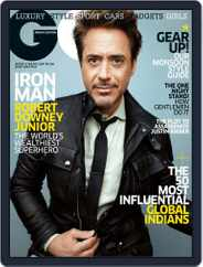 GQ India (Digital) Subscription July 1st, 2013 Issue