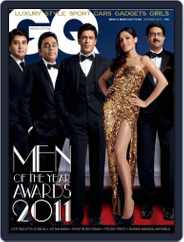 GQ India (Digital) Subscription October 1st, 2011 Issue