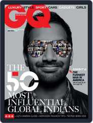 GQ India (Digital) Subscription July 1st, 2011 Issue