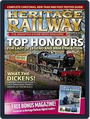 Heritage Railway (Digital) Subscription December 20th, 2019 Issue