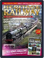 Heritage Railway (Digital) Subscription October 1st, 2019 Issue