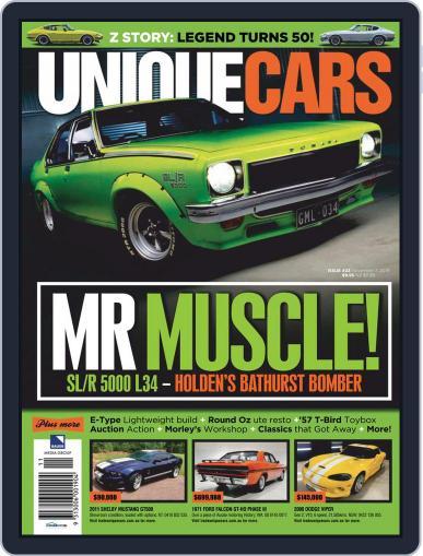 Unique Cars Australia (Digital) November 1st, 2019 Issue Cover