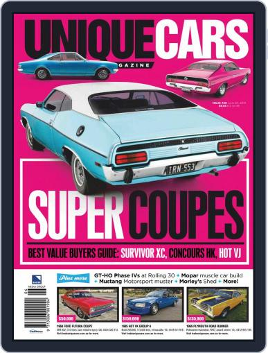 Unique Cars Australia (Digital) June 1st, 2019 Issue Cover
