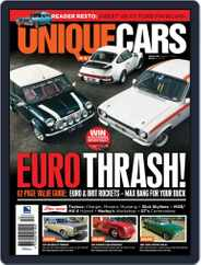 Unique Cars Australia (Digital) Subscription October 1st, 2018 Issue