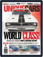 Unique Cars Australia (Digital) Subscription November 1st, 2016 Issue