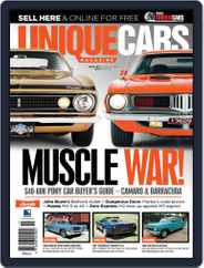 Unique Cars Australia (Digital) Subscription October 1st, 2016 Issue