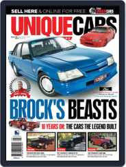 Unique Cars Australia (Digital) Subscription September 1st, 2016 Issue
