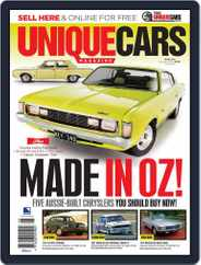 Unique Cars Australia (Digital) Subscription August 3rd, 2016 Issue