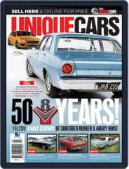 Unique Cars Australia (Digital) Subscription July 6th, 2016 Issue
