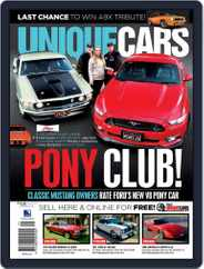 Unique Cars Australia (Digital) Subscription May 11th, 2016 Issue