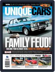 Unique Cars Australia (Digital) Subscription January 20th, 2016 Issue