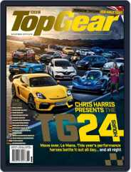 BBC Top Gear (digital) Subscription November 1st, 2019 Issue