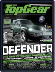 BBC Top Gear (digital) Subscription October 1st, 2019 Issue
