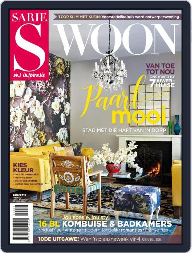 Sarie Woon Magazine (Digital) January 1st, 2018 Issue Cover