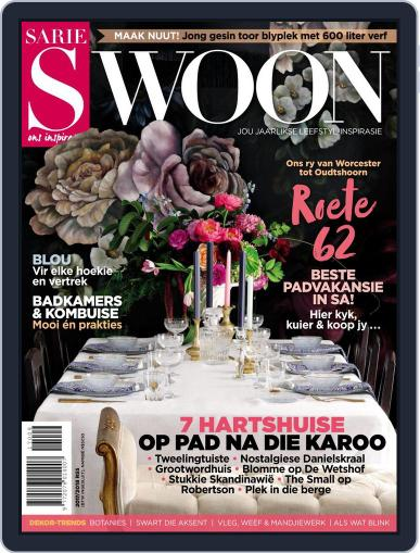 Sarie Woon Magazine (Digital) November 22nd, 2017 Issue Cover